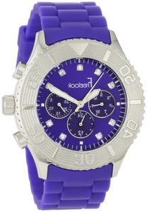 Freelook Men's HA5046-6 Blue Chrono Blue Dial Watch