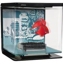Marina Betta Aquarium Starter Kit, Wild Things