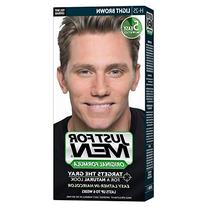 Just for Men Shampoo-In Hair Color, Light Brown 25, 1
