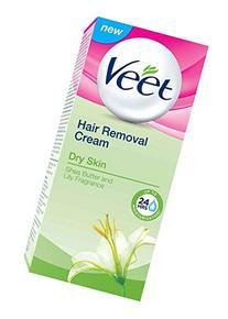 Hair Removal Cream, Dry Skin - 60 g