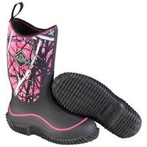 Muck Boots Childs Hale - Black Muddy Girl