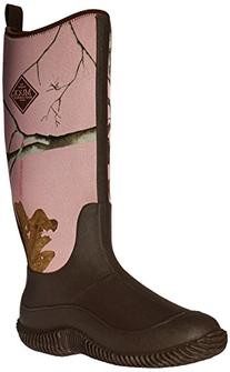 Muck Boot Women's Hale Snow, Brown/Pink Realtree Apc, 6 M US