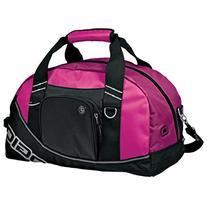 Ogio Half dome sports bag - Hot Pink/ Black