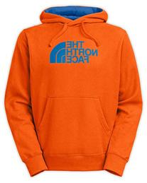 The North Face Men's Half Dome Hoodie Burnished Orange /
