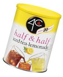 4C half & half iced tea- lemonade, 53-Ounce