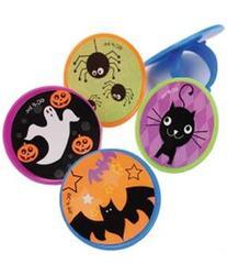 Halloween Rings - Count  - Orange
