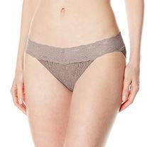 Wacoal Women's Halo Bikini Panty, Cappuccino, Medium
