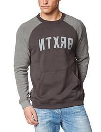 Brixton Hamilton Crew Sweatshirt Mens Sz M