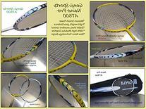 Genji Hammer system NanoPro AT-600 badminton racquet