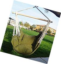 Hammock Chair Hanging Rope Chair Porch Swing Outdoor Chairs