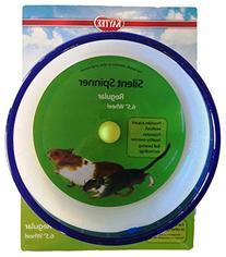 Kaytee Hamster Silent Spinner, 6 1/2 inch Exercise Wheel,