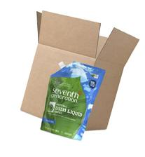 Seventh Generation Natural Dish Soap Refill, Free and Clear