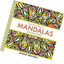 Hand-Drawn Mandalas Coloring Book, Volume One