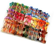 447 Colors Hand Embroidery Floss Cross Stitch Threads skeins