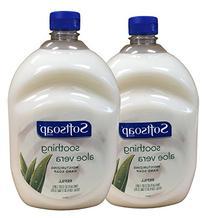 Softsoap Hand Soap Soothing Aloe Vera Moisturizing Hand Soap
