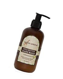 Out of Africa Hand Wash, Vanilla, 8 Ounce
