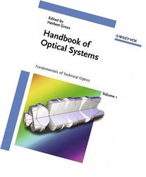 Handbook of Optical Systems, Vol. 1