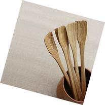 Handmade Wooden Wood Ladle Coffer Scoop Honey Dipper Jam