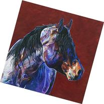 Handsome - Contemporary Horse Painting