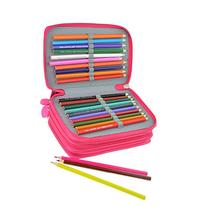 Ishua Handy Wareable Oxford Pencils Case 72 Slots Pencil