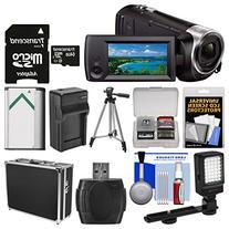Sony Handycam HDR-CX440 8GB Wi-Fi 1080p HD Video Camera