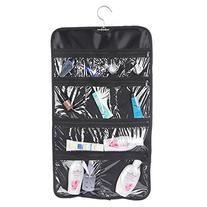 Lagute Hanging Cosmetic and Grooming Travel Organizer Bag,