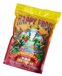 Fox Farm Happy Frog Japanese Maple Fertilizer 4lb