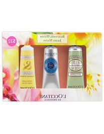 L Occitane Happy Hands Trio-NO COLOUR-One Size