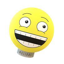 Baden Happy Single Emoji Ball, Yellow