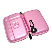 """Joystar 5.2"""" GPS Bag PU Hard Carrying Case Cover for 5 Inch"""