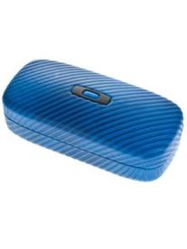 Women's Oakley 'Square O' Hard Sunglasses Case - Blue