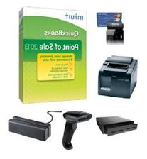 QuickBooks 5 piece Hardware Bundle with Go Payment