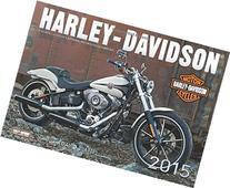 Harley-Davidson 2015: 16-Month Calendar September 2014