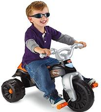Fisher-Price Harley-Davidson Motorcycles Tough Trike-