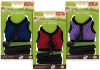 Living World 60865 Harness/Lead Set, Small, Assorted Colors
