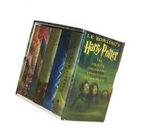 Harry Potter Hard Cover Boxed Set: Books #1-7