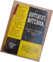 Hatcher's Notebook: A Standard Reference Book for Shooters,