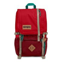 JanSport Hatchet Backpack Red Tape