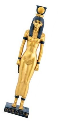 Hathor - Collectible Figurine Egyptian Statue Sculpture