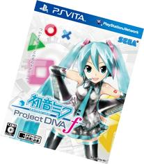 Hatsune Miku: Project Diva f  PS Vita