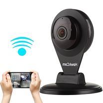 HawkCam Pro Home Security Camera Wireless, Nanny Cam - Audio