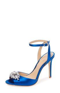 Women's Badgley Mischka Hayden Embellished Ankle Strap