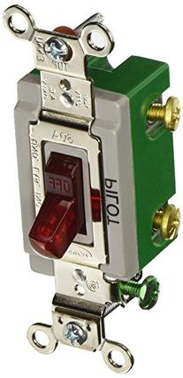 Hubbell HBL3032PL Double Pole, Toggle, Industrial Grade, 30