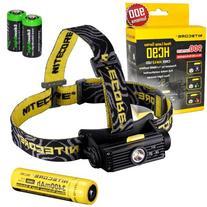 Nitecore HC90 900 Lumen CREE XM-L2 T6 LED USB rechargeable