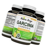 95% HCA - Pure Garcinia Cambogia Extract - Blocks Carb