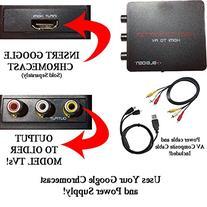 HDMI Converter for Google Chromecast: Use Chromecast with