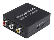 Portta PETHCA HDMI to AV/CVBS Composite + Audio Toslink