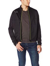 Fox Head Men's Bionic Softshell Jacket, Black, Large