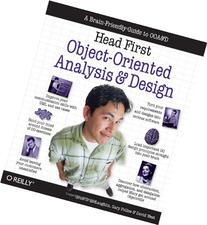 head first object-oriented analysis and design latest edition