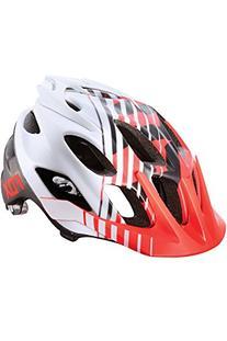 Fox Head Flux Helmet, Matte Black, Small/Medium